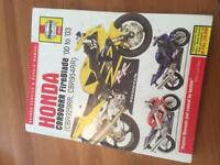 Honda Motorbike Service and Repair Manual