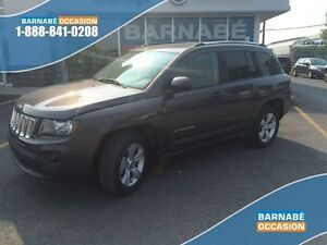 2014 Jeep Compass 4X4 CUIR NORTH DEMARREUR A DISTANCE SIEGES AVA