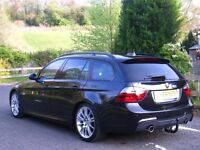 2006/56 BMW 335d M SPORT TOURING AUTO **FBMWSH - BMW EXTENDED WARRANTY - GREAT SPEC**