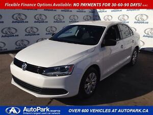 2013 Volkswagen Jetta Trendline Manual Transmission| Heated Seat