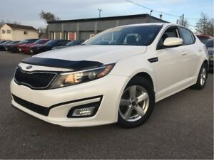 2014 Kia Optima LX HEATED FRONT SEATS