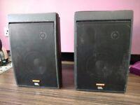 JBL Control 5 Speakers x2 HiFi