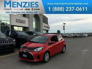 2015 Toyota Yaris CE, Bluetooth, Sirius XM, Clean Carproof