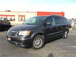 2016 Chrysler Town & Country TOURING**L**LEATHER**6.5 INCH TOUCH