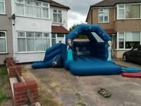 Bouncy castle & mascots