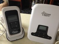 Tommee Tippee baby movement sensor pad & monitor