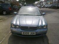 Jaguar X-Type 2.0 DIESEL SE 4 DR SALOON ***SPARES OR REPAIRS***