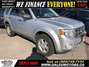 2011 Ford Escape XLT   CERTIFIED!