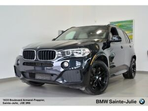 2015 BMW X5 xDrive35 Diesel, 7 Passagers, Groupe M Sport