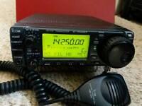 Icom 706 mk2 HF/VHF