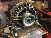 alternator off a 206