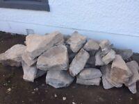 Old stone free to uplift asap