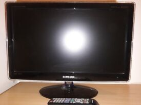 "Samsung 22"" LCD tv in vgc"