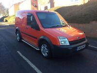 06 PLATE FORD TRANSIT CONNECT TD *AIRCON* *PARKING SENSORS*