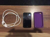 iPod Touch 4th Generation A1367 8GB + original case