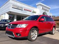 2015 Dodge Journey R/T,LEATHER.ALL WHEEL DRIVE,HEATED SEATS,BLUE