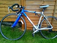 Challenge racing bike