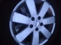 Ford Transit Connect 16 inch Alloys with tyres