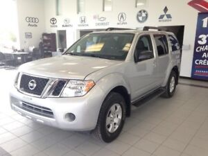 2011 Nissan Pathfinder 4X4 MIROIRS CHAUFFANTS + CD AUX  +++ FINA