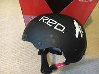 R.E.D Trace 0.5 Youth Ski/ Snowboard Helmet