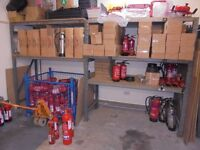 Industrial Metal/Timber Racking