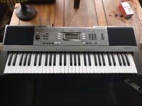 Yamaha Keyboard PSR-E353 --- 2 months old, like new