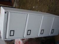 piery a4 4 drawer maxi filing cabinet good to use on garages storage tools