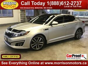 2014 Kia Optima SX Turbo **LOADED**