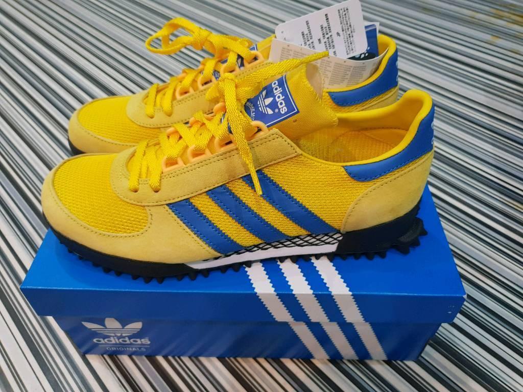 purchase cheap 22084 5a91c Adidas marathon tr (malmo) size 8