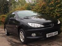 PEUGEOT 206 1.4 **2005** IDEAL 1ST CAR**