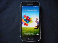 SAMSUNG GALAXY S4 MINI MOBILE PHONE