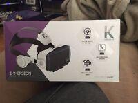 Keplar VR Headset - in box