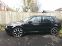 Golf Gti 2.0... NOT RUNNING! Needs lots of work