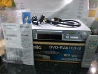 Panasonic DVD-RA61 Excellent DVD Audio CD/DVD-Player
