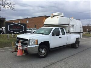 2009 Chevrolet Silverado 3500 SPACE KAP! GENERATOR! ONE OWNER!