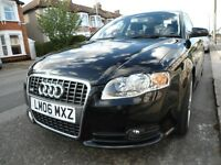 06 AUDI-A4-S LINE-DIESEL-AUTO-TDI***LONG MOT & HPI CLEAR***IMMACULATE & EXCELLENT DRIVE ONLY £3450