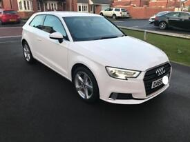 Audi A3 1.0 TFSI Sport start/stop 3dr new shape SAT Nav, parking Sensors