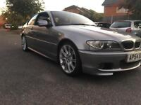 For sale BMW 325i auto full m sport 54plate