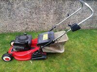 Ibea 420 petrol lawnmower