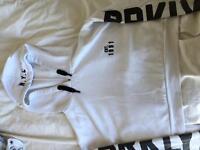 Cropped top shop sweatshirt