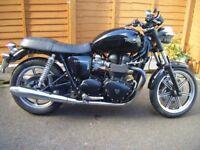 2011 Triumph Bonniville 865
