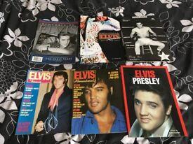 Elvis Presley Magazine Style Book Bundle