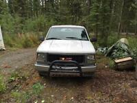 """""""95 gmc 2500 great first vehicle"""