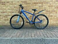 Apollo Unisex Adult hybrid Bike , front & rear disc brake , in Excellent Condition