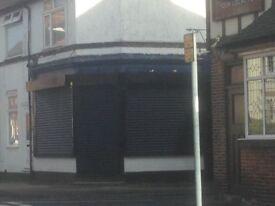 Shop premises to let in Ross B65