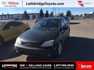 2005 Ford Focus 4dr Sdn ZX4