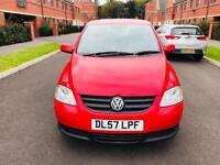 LOW INSURANCE GROUP. VW FOX-55 1.2 MANUAL PETROL
