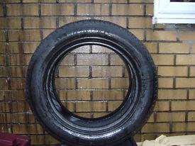 Michelin Latitude Tour HP 255 55 19 Range Rover Tyre for 4x4 SUV ( 6.5mm tread )