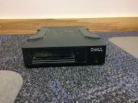 Dell DSEH 001 1.5TB/3TB LTO-5 SAS HH External Tape Drive