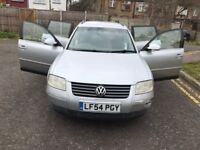2004 Volkswagen Passat 1.9 TDI PD Highline 4dr @07445775115 6 Months Warranty Included